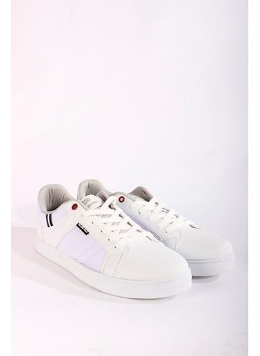 Rodrigo Erkek Beyaz Spor Ayakkabı Beyaz